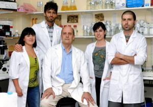 investigadores del IBBTEC